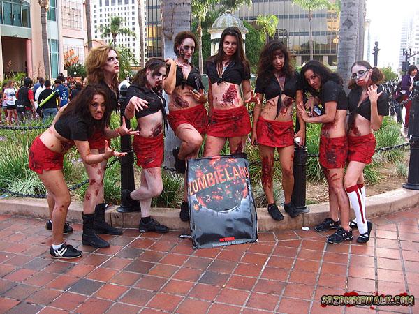 San Diego Zombie Walk