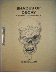 Shades of Decay Coloring Book