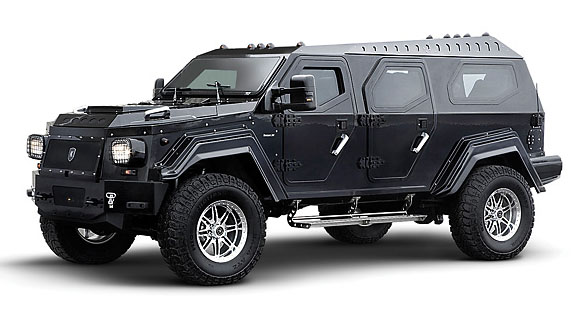 The Ultimate Zombie Apocalypse Survival Vehicle We Zombie